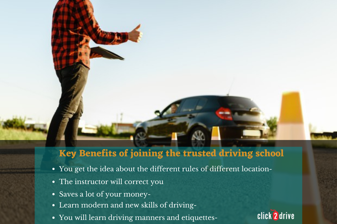 Key Benefits of joining the trusted driving school
