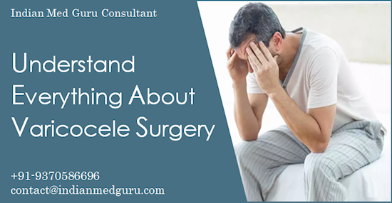 Get an appointment with the Varicocele specialist at the top hospitals in India