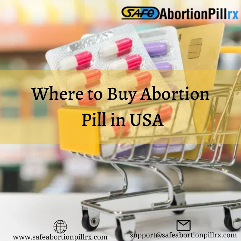 Where to buy abortion pill in USA?