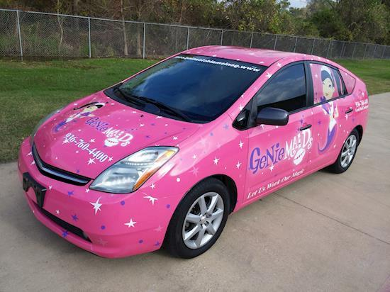 Advertise With Vehicle Wraps, Car Wraps, & More At Logos Sign Studio