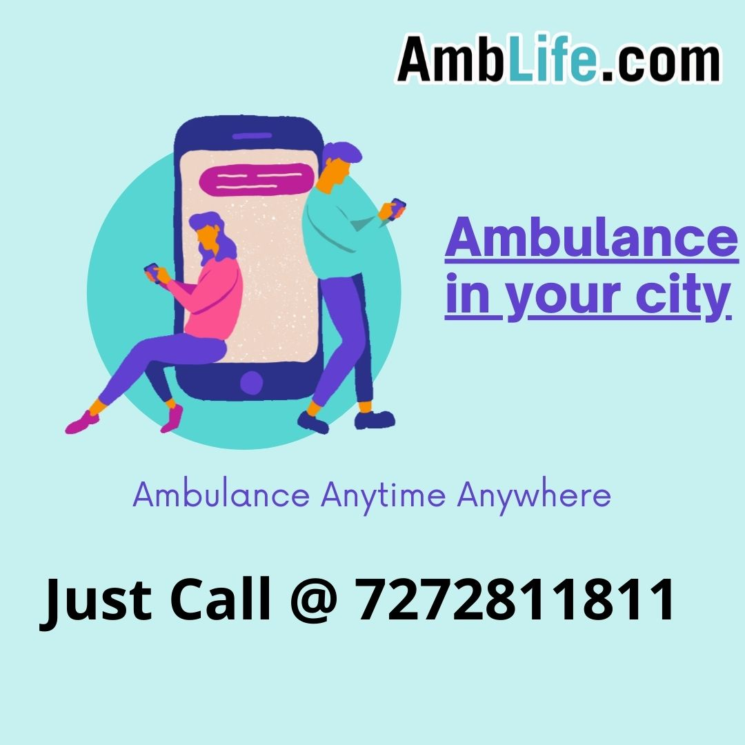 AmbLife Ambulance Service in Mumbai