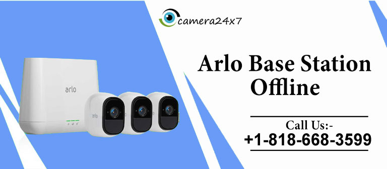 Steps To Resolve Arlo Base Station Offline issue