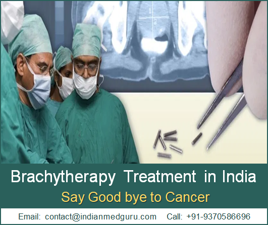 Get Appointment for Brachytherapy in India