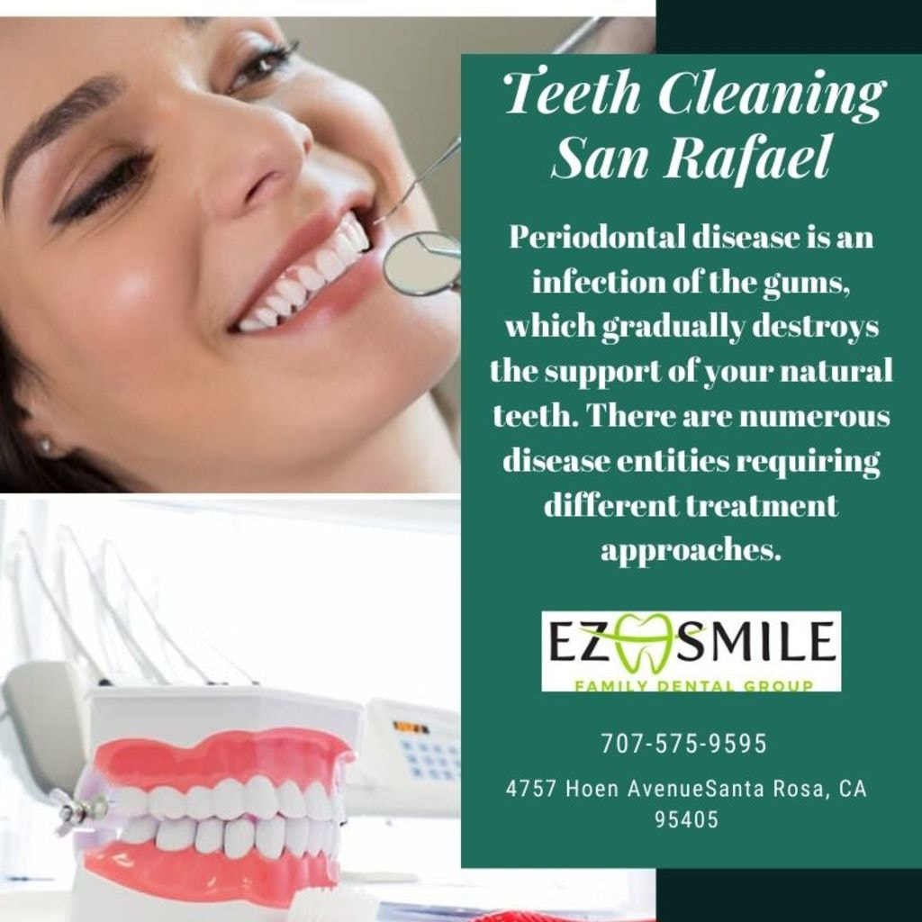 Teeth Cleaning San Rafael