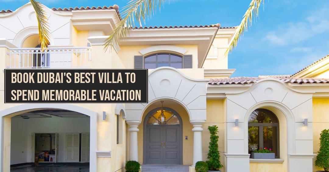 8 bedroom Villa with Signature Amenities