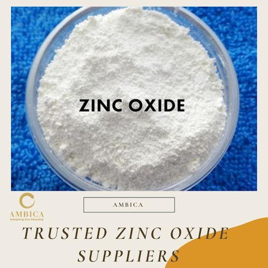 One of the Highly Trusted Zinc Oxide Suppliers in India: AMBICA