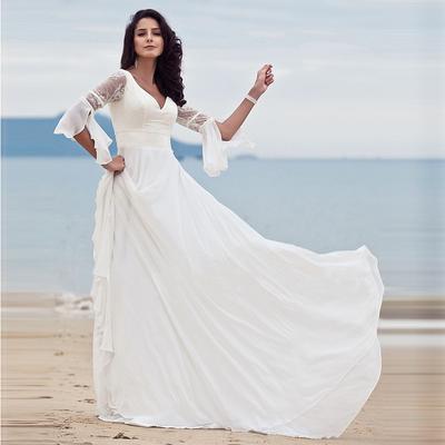 Buy White Lace Dress Online - SBA Klothing