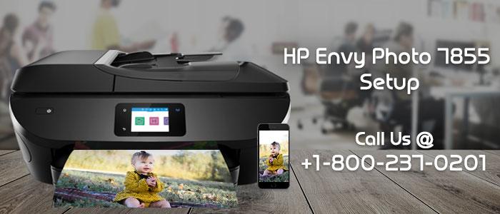 123.hp.com/envy7855 Driver Install   123.hp.com/setup 7855