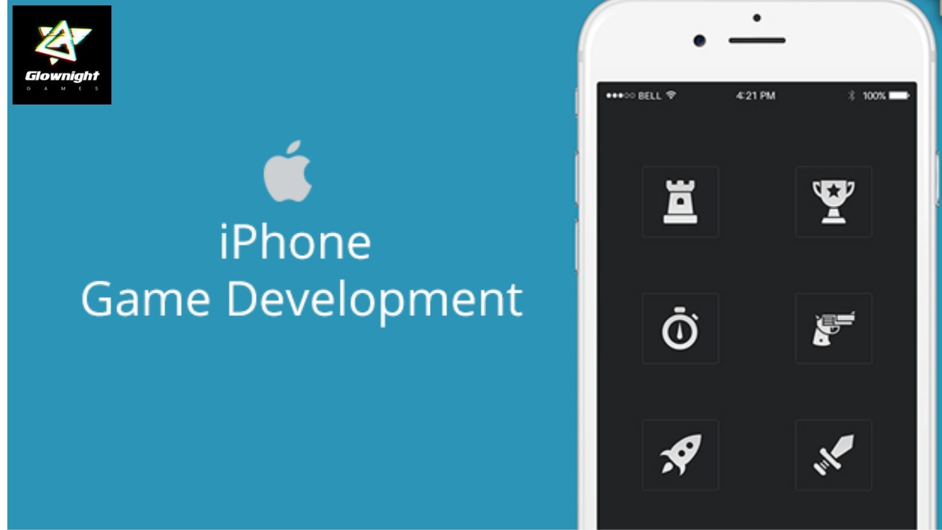 Top iOS Game Development Company - Glownight Games