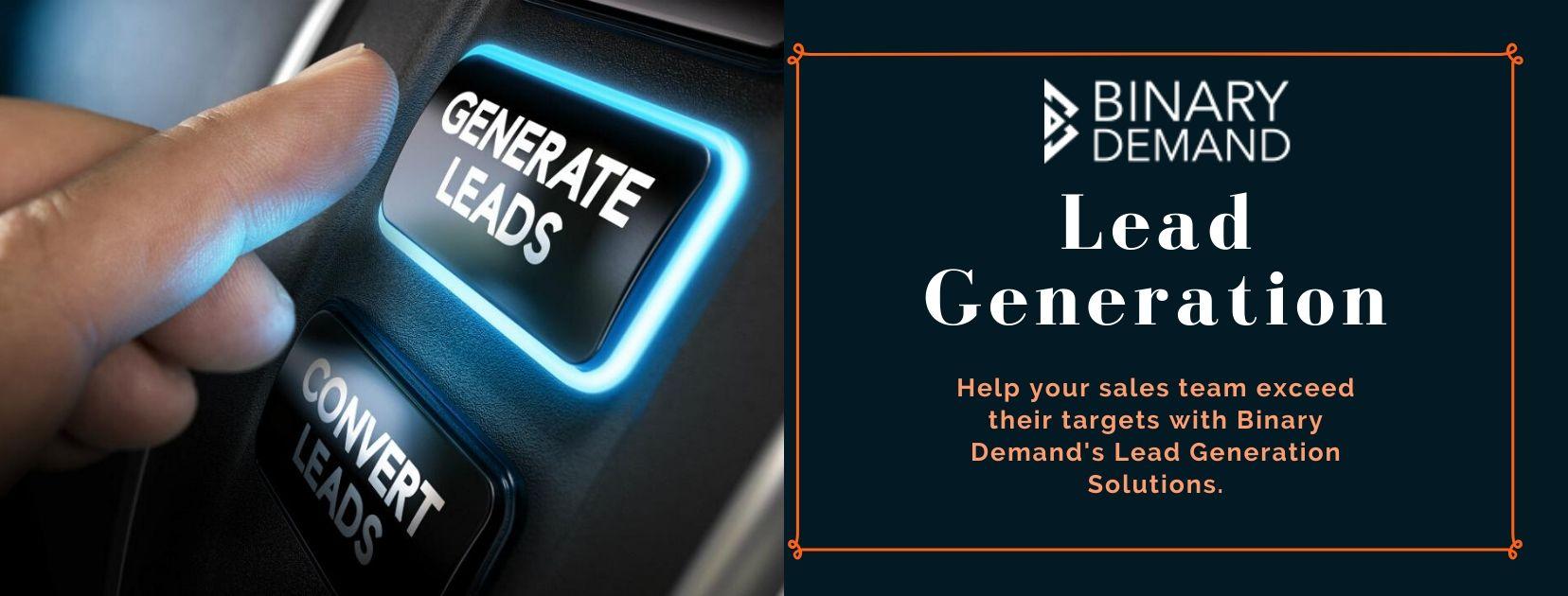 Best B2B Demand Generation & Lead Generation Company