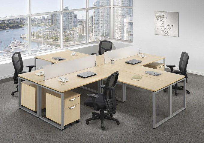 Buy Used Office Cubicles For Office Furnishings  Used Cubicles For Sale