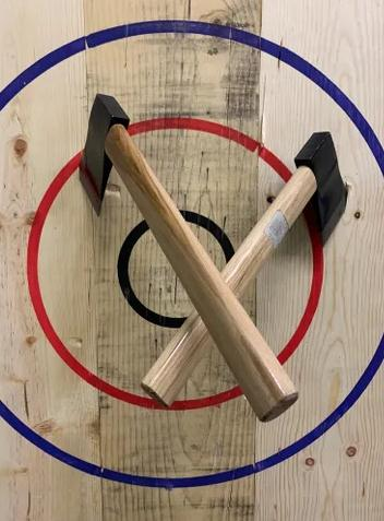 San Diego Axe Throwing | Axe Thro Co