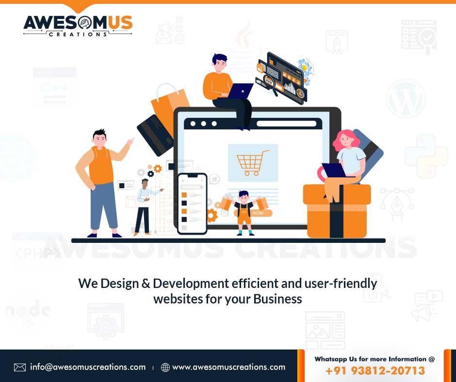 Best web development company near me