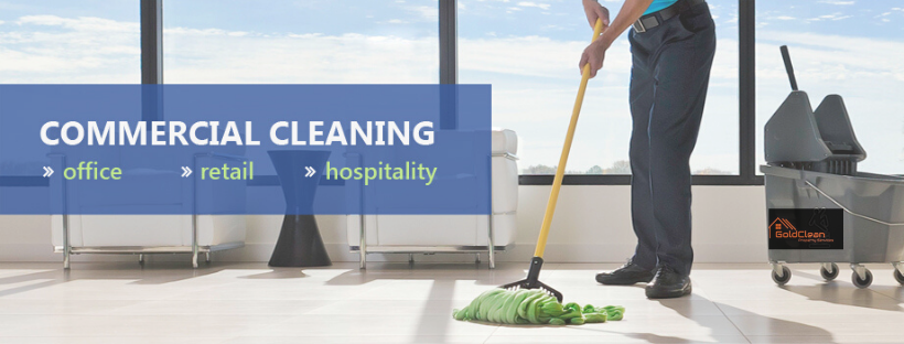 Commercial Cleaning Services Sydney - Office Cleaning Sydney