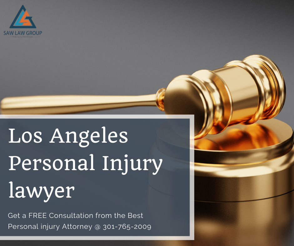 Los Angeles Personal Injury lawyer – Saw Law Group LLP
