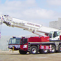 Crane Hire Specialists in Melbourne