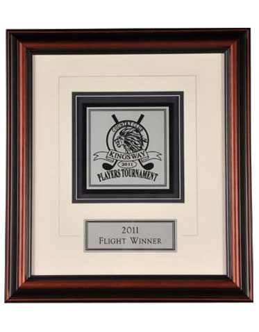 Engraved Framed Awards