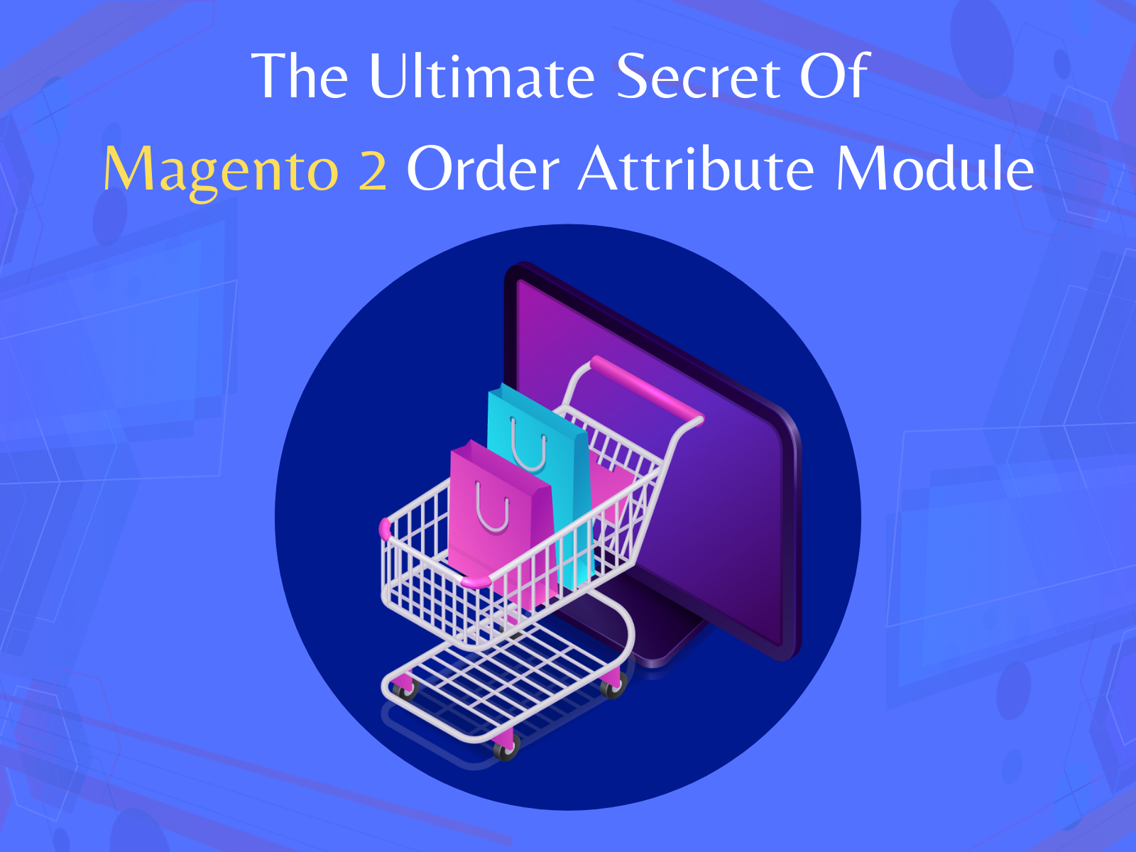 The Ultimate Secret Of Magento 2 Order Attribute Module