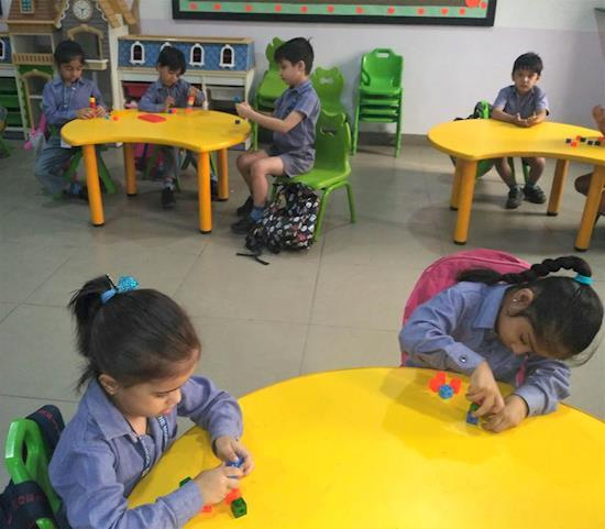 Nursery admission in faridabad