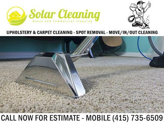 Bay Area #1 Carpet Cleaning Services - Reliable & Professional