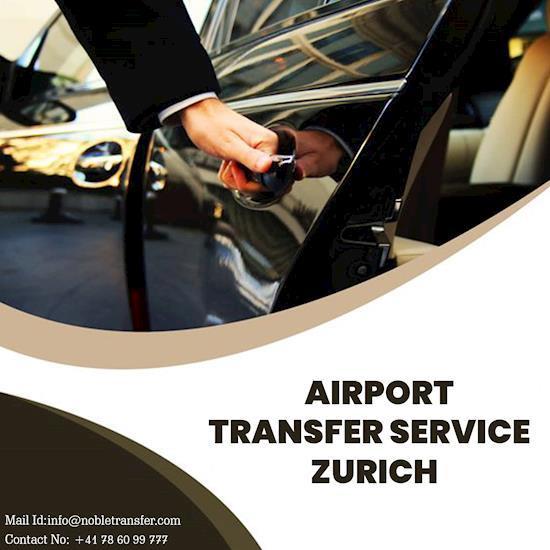 Best Airport Transfer Service Zurich | Airport Shuttle Services Zurich