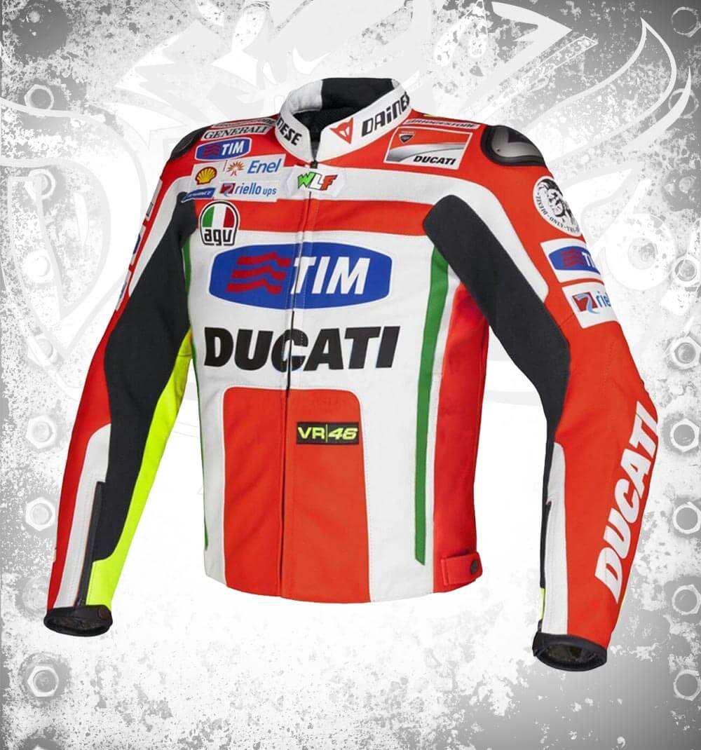 MotoGP And Ducati Leather Jackets for men and women