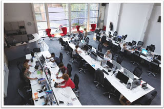 Are Open Offices here to stay?
