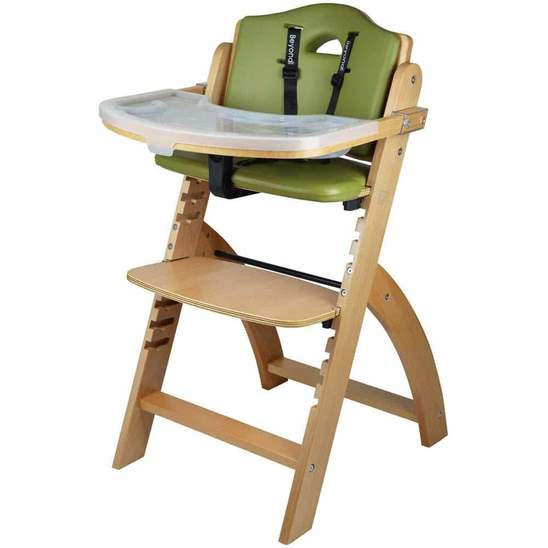 Abiie's Wooden High Chairs - Best in USA