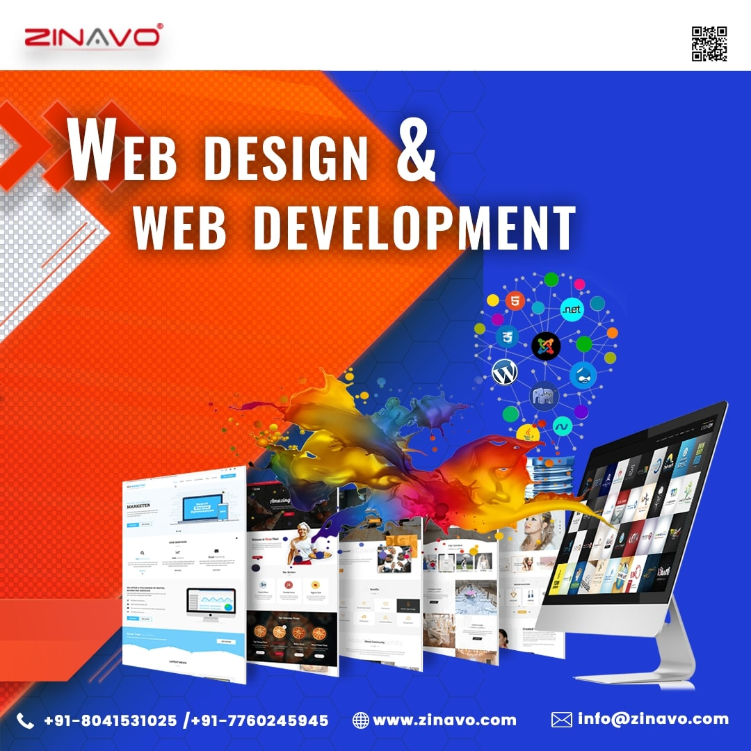 Website Designing & Development Company