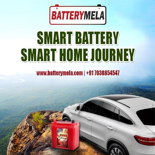 Batterymela   Car battery in pune   Get Car battery From us.