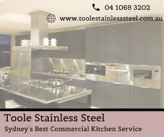 Stainless Steel and Metal fabrication in Sydney