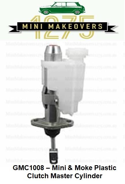 GMC1008 - Mini & Moke Plastic Clutch Master Cylinder