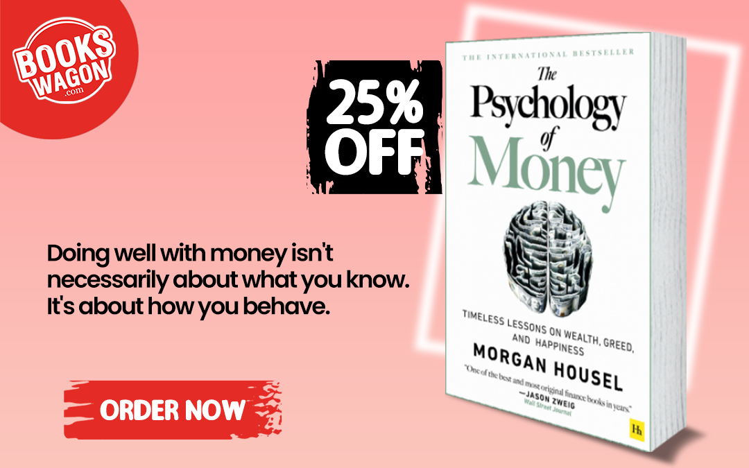 Buy the Psychology of Money Books Online by Morgan Housel