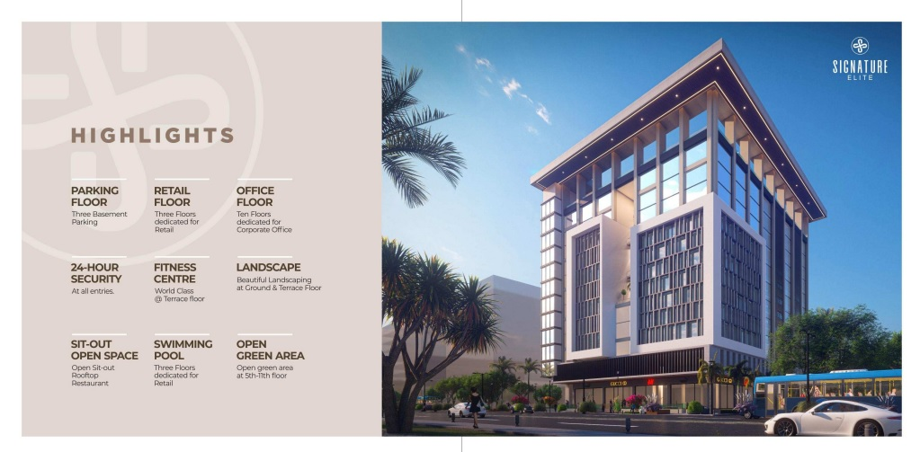 Signature Elite- Buy Commercial Property | Offices in Jaipur