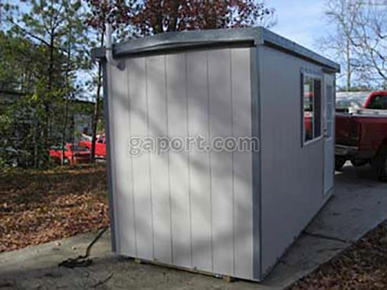Guardhouses With Bathroom
