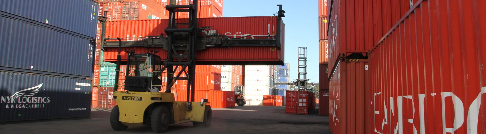 PortMc Shipping Containers Sydney
