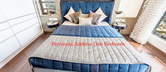 Peninsula Address One - life of comfort in Pune