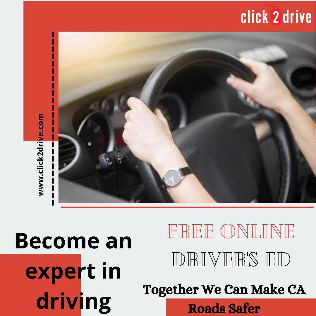 Become an expert in driving, online driver's License test in California