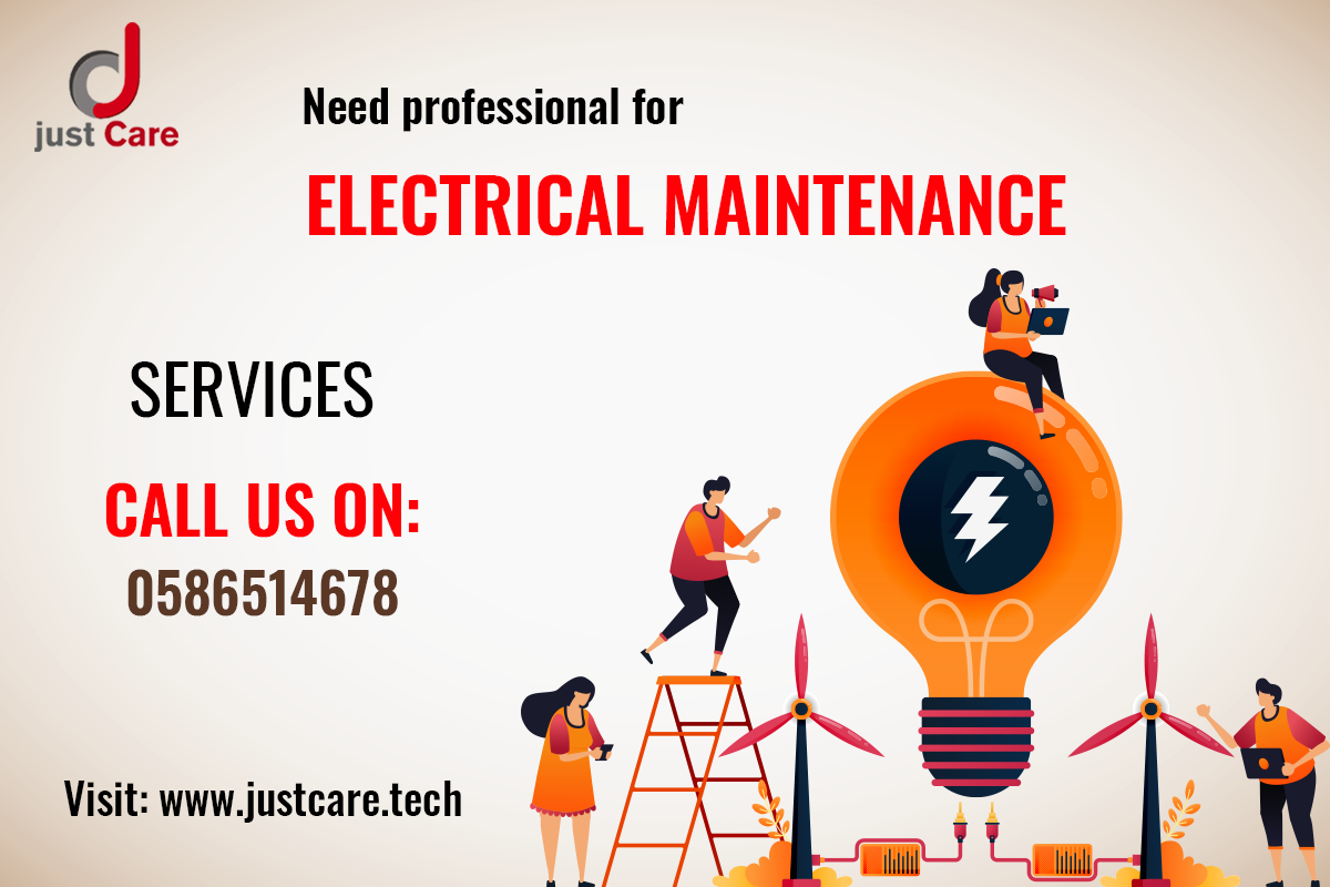 Book Electrician in Dubai for Best Electrical Maintenance Services