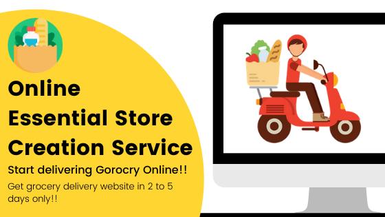 Online Essential Store Creation | Quickstart your Online Business