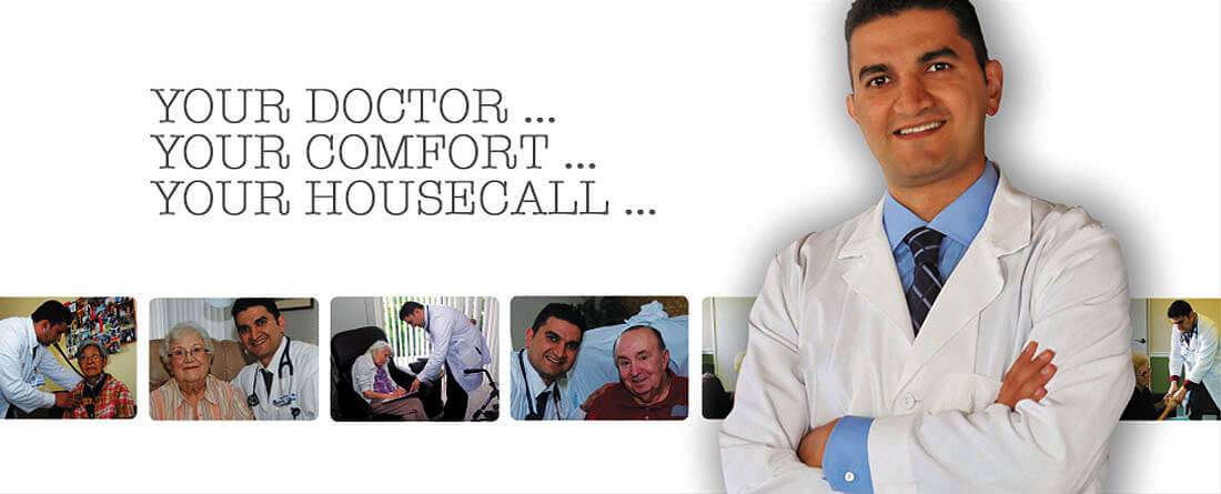 Home Visit Doctors Los Angeles - HouseCall MD