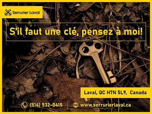 Services de serrurerie experts par SerrurierLaval