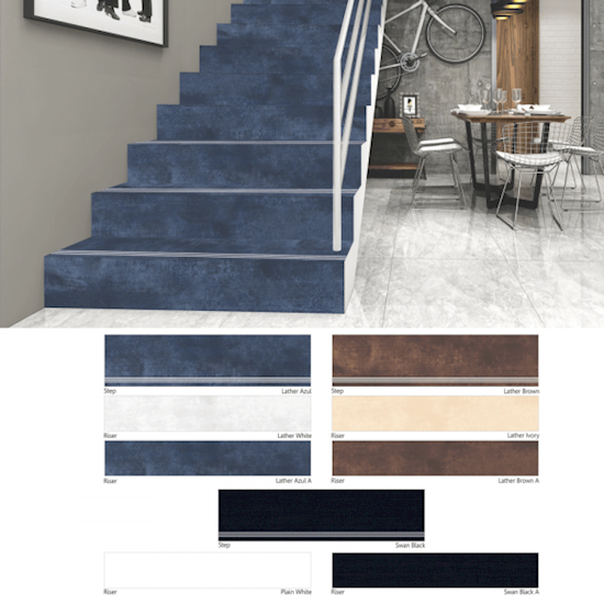 Step Riser Tiles Manufacturer and Supplier in West Bengal | Or Ceramic