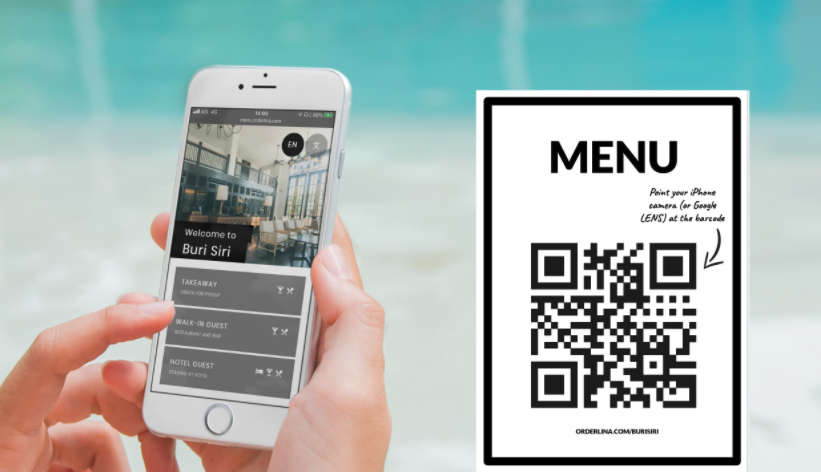 Get Upgrade with QR Code Restaurant Menu Software in India! Caflogi