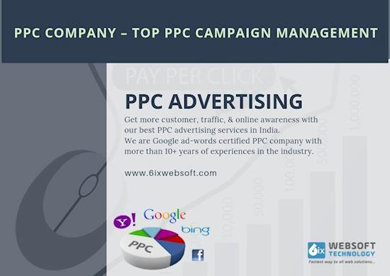 PPC Company – Top PPC Campaign Management
