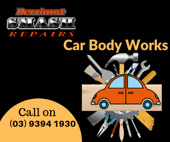 Car Body Works & Smash Repairs in Point Cook