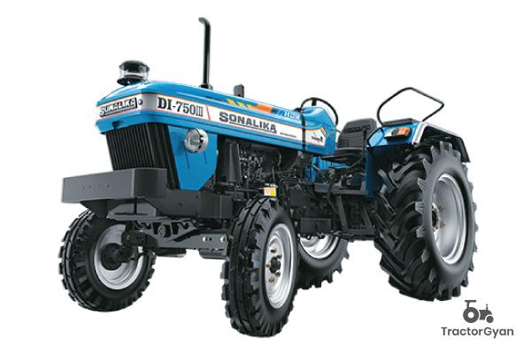 Sonalika DI 750 III Sikandar Mileage in India 2021| Tractorgyan
