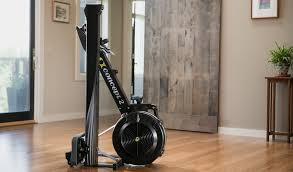 Concept2 MODEL D With Monitor PM5 Black