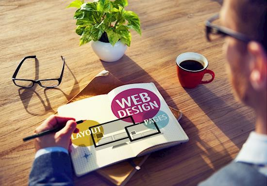 Design your Website more attractive towards your Customers. Key role to Success