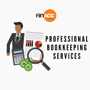 Professional bookkeeping services at FinAcc Global